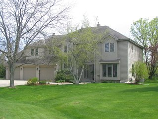 U.S. OPEN Erin Hills 5BR 2.5Bath (16 Miles from Course)
