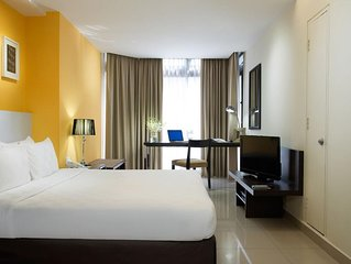 Executive 3 Bedroom Suite *Bukit Bintang