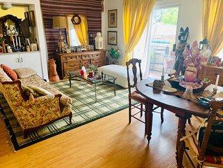 Beverly Hills Adjacent Master Suite Long Term Preferable Short considered