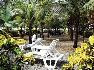 Villa Giada - House oceanfront in Costa Rica