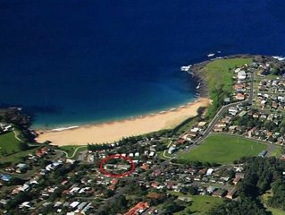 Beach Break - located at Kiama