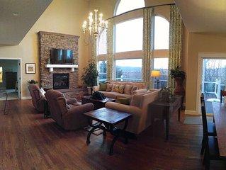 Mountain Views! Beautiful, Immaculate Home in Well Kept Neighborhood near USAFA