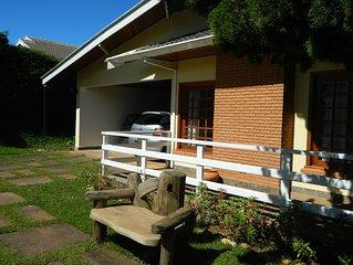 Casa com Vista Maravilhosa no Alto da Vila Inglesa