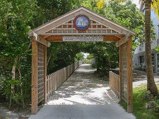 Schooner's Landing Ocean Club - Ocean Front - Townhouse #3, Man-O-War Cay, Abaco
