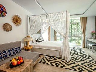 Premium One Bedroom Pool Villa