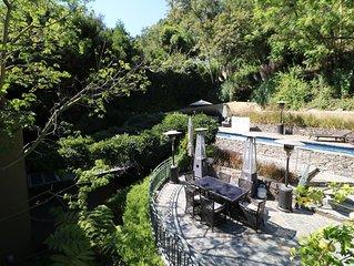 Ultra Stunning Beverly Hills Villa Style Home w Pool, Elevator & Surround Sound