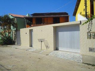 Casa 4 Quartos na Zona Sul da Cidade/Ilheus - 3 suites mais um banheiro social