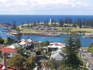 Flipside Kiama - Private selfcontained holiday apartment overlooking Kiama