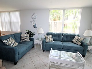 Bahia Vista 2 Bedroom 2 Bath Unit 8-309 Isla Del Sol Third Floor Corner Free WIF