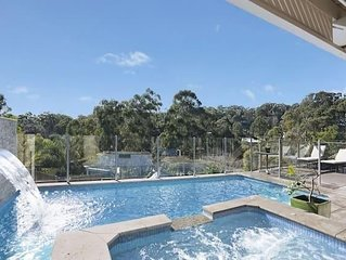 AVOCA BEACH POOL & SPA RETREAT *1 SOL*