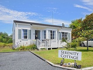 Serenity Cottage - Paihia Holiday Home