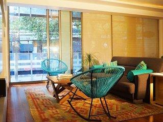 Nuevo Leon - Two Bedroom Apartment in La Condesa