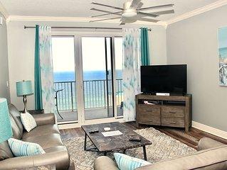 22nd Floor, Newly Renovated with Amazing Gulf Views!