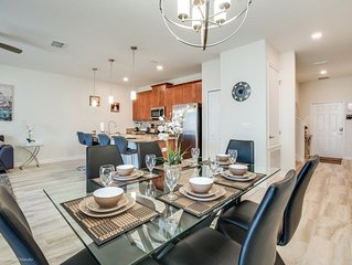 Luxury on a budget - Champions Gate Resort - Feature Packed Spacious 4 Beds 3 Ba