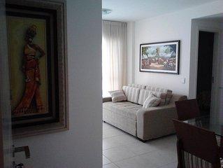 Lindo, confortavel e aconchegante apartamento a beira mar de Maceio, novinho!!!