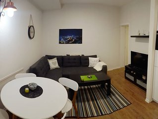 Apartment My Way Sarajevo with private parking