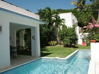 Coqui - Romantic & cozy apartment near the Beach, with Pool