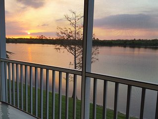 Take in Florida's nature & fishing only 15 min from Marco Island/Naples