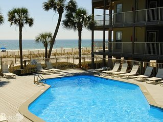 Sandpiper 6A ~ Beautiful Pool and Beach View ~ Bender Vacation Rentals