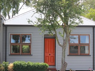 Charming cottage in Christchurch central city