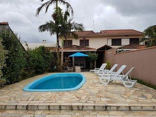 Excelente casa para familia em Balneario Praia Grande - Matinhos