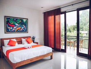 4 Bedroom Home Stay with Rice Field View, near Ubud