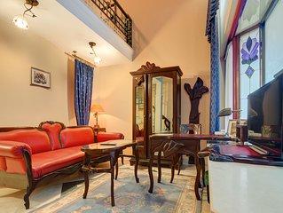 Hotel Duplex Apartment in Podgorica City Center