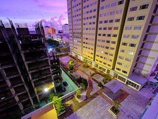 Royal Apartment 2BR by Qyandra
