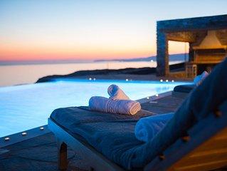 Blue Paradise Villa with Pool