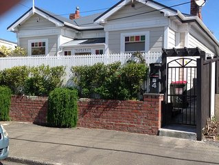 1900 period Villa Right in the heart of Petone.