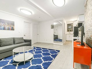 2 Bedroom Cozy apartment in Little Italy