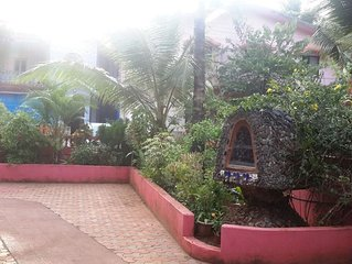 Non AC room near Calangute Beach