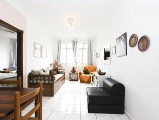 Apartamento Na Av Paulista - Ótima Localização - 1 Dormitório