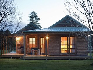 Beechworth Cedar Cottages - AhYett 2