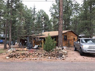 Cabin in The Pines.. **Available 240v Tesla and EV charging.