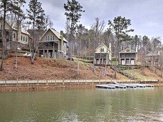 Dadeville 'Martin Lake House' 20% Off 5+ Nights!