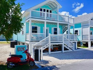 FALL PRICING $175 per night!! Blue Moon East - Steps from the Beautiful Beach