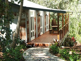 One Love - Byron Bay Hinterland. Fully Furnished. 6 Month Rent Available