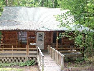 Wild and Wonderful Wilderness Cabin