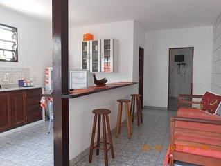 Apartamento aconchegante e completo no centro de Paraty.