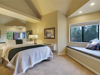 Private, hotel style suite in Bend with access to fitness center.
