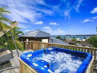 Stunning sea-view house