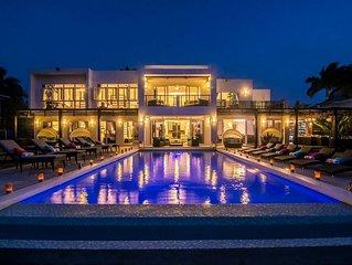 Beachfront Luxury - Butler Service - Chef - Driver - Modern  6BR Dreamtime