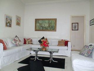 Apartamento de Luxo próximo à Praia, Reformado, Decorado e Mobiliado