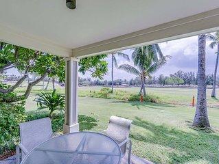 Luxury Resort Villa w/ Garden View, Close to Beach, Private Lanai with Resort Po