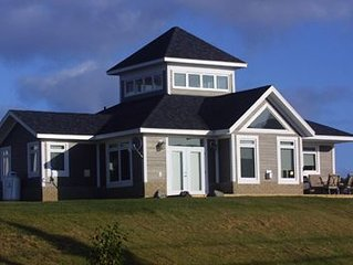 New 3BR Golf Course Home w/ Dock & Resort Amenities in Cape Breton.