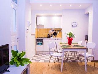 Elegant accommodation in the center of Viterbo