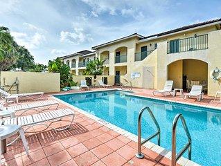 Ft Lauderdale Area Condo-Walk to Beach & Shops!