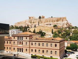 Acropolis Museum chic design apartment