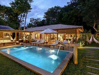 Amora casa Encantadora casa situada en medio de la naturaleza